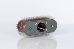 Brush with wire bristles Soft/Intensive